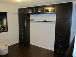 Wall Wardrobe by Bedroom Wall Units With Wardrobe For Small Room Photos And Video