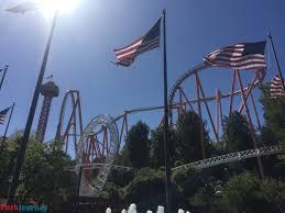 Goliath Six Flags Magic Mountain Sfmm Justice League Update 6