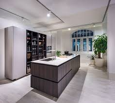 new kitchen furniture new varenna kitchen gallery launch in singapore more space magazine