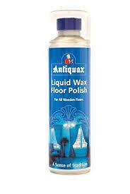 antiquax 500 ml original liquid wax floor transparent