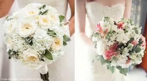 common wedding flowers white bouquet wedding dress hairstyles bridal