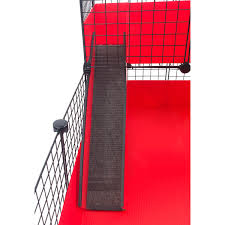 Rabbit Hutch Ramp Reinforced Cage Ramp Ramps C U0026c Cages For Guinea Pigs