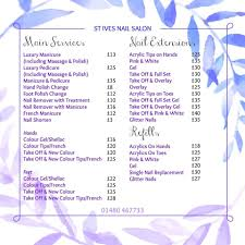 st ives nail salon updated their profile st ives nail salon