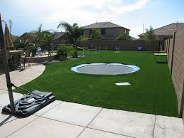 Astro Turf Backyard Artificial Lawns For Residential Use Progreen Synthetic Grass
