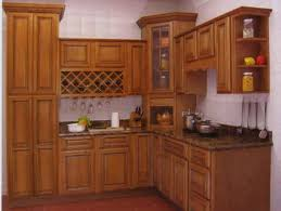 pine wood natural yardley door kitchen corner wall cabinet