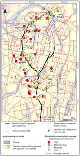 Iah Map Water Free Full Text Environmental Groundwater Vulnerability