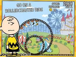 wild ride summer u0027peanuts u0027 gang snoopy coaster