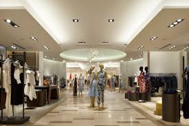 saks fifth avenue flagship store by cbx houston