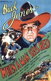 film de cowboy art artists western cowboy film posters part 2 buck jones