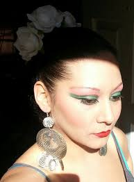 folklorico earrings 11 best folkló makeup ideas images on makeup ideas