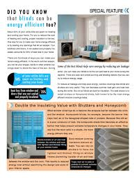 Energy Efficient Window Blinds Guide To Choosing Window Blinds By Blinds Online Australia