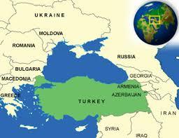 Iraq On World Map Turkey World Map Pointcard Me