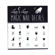 Instant Pot Decals Original Alice In Wonderland Nail Decals Vintage Alice In