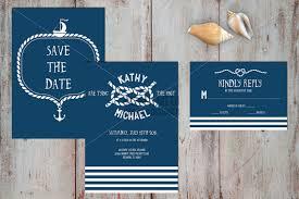 nautical wedding invitations printable nautical wedding invitations