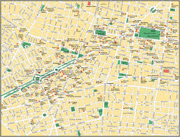 Mexico City Airport Map by Mexico City Map