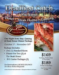 gold country casino hotel california s gold standard