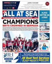 all at sea july 2017 by all at sea issuu