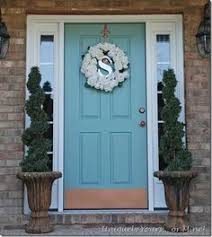 stratton blue by benjamin moore oh i love this front door painted