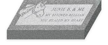 granite grave markers create a custom cemetery marker templates for pets veterans