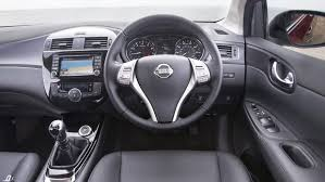 nissan qashqai 2013 interior nissan pulsar 1 5 dci pulsar n tec 2015 review by car magazine