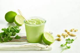 lime cilantro lime garlic cashew cream u2014 oh she glows