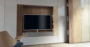 tv wall panel contemporary tv wall unit wooden roomy caccaro videos