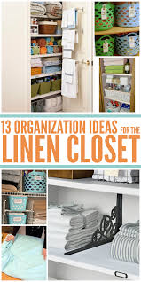 Alejandra Tv Cute Ideas To Organize A Linen Closet Roselawnlutheran