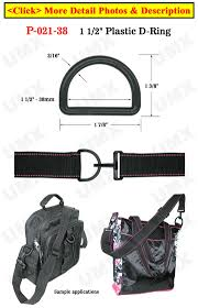 plastic rings large images 1 1 2 quot large plastic d ring for apparel lanyards and craft jpg