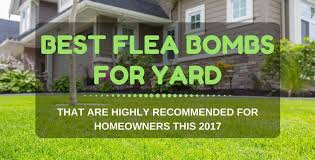 Cutter Bug Free Backyard Best Flea Bombs For Yard That Are Highly Recommended For