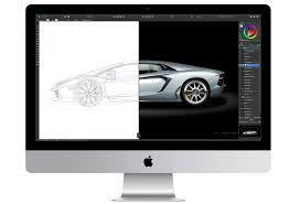 design pc monitor lightroom mac vs pc speed test 4k imac vs 4k custom pc