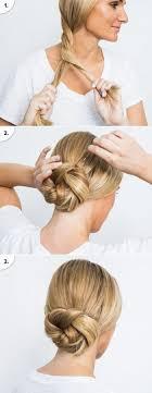 Hochsteckfrisurenen Mit Kurzen Haaren Selber Machen by 1001 Ideen Wie Sie Effektvolle Hochsteckfrisuren Selber Machen