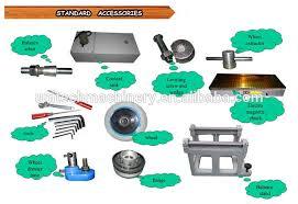 Bench Grinder Accessories Sg Series Saddle Moving Horizontal Shaft U0026 Rectangular Table
