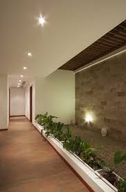 Plants For Dark Rooms by Eco Friendly House Hallway To Other Room In What Is Fantastic