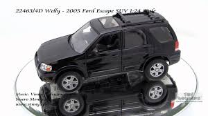 Ford Escape Suv - 22463 4d welly 2005 ford escape suv 124 scale diecast wholesale