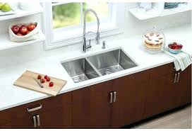 24 inch stainless farmhouse sink 24 fournier stainless steel farmhouse sink curved apron kitchen 24