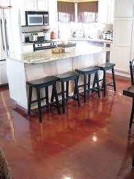 concrete floors kitchen picgit com