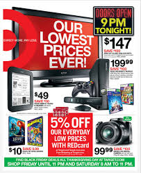 black friday 2012 deals walmart best buy target slash prices on