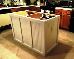Diy Kitchen Island With Seating by How To Build A Kitchen Island With Cabinets Kitchen Decoration