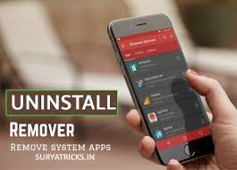 uninstall preinstalled apps android how to uninstall system apps on android