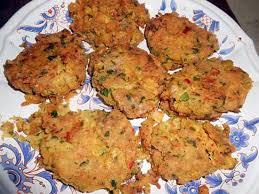 cuisiner des pois chiches recette de galettes de pois chiche