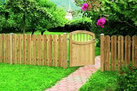 Garden Fence Ideas Design Wood Fences Design Ideas Kitchentoday