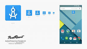 android icon size designing android product icons apply pixels
