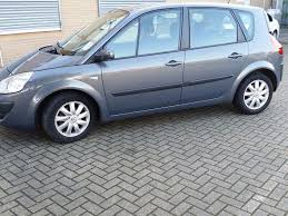 renault megane scenic authentique 1 5 diesel manual in slough