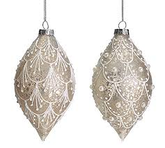vintage style ornaments