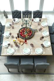 compact modern rustic thanksgiving table settings 10 great ideas