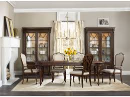 morgan dining room hooker furniture dining room leesburg display cabinet 5381 75906