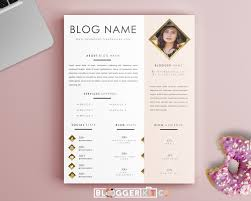 Best Resume Templates Etsy by Resume Template Formats Free Sample Librarian One Page With 81
