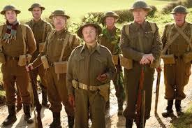 dad u0027s army cast compare the new movie actors to the original tv