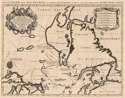 L Map Chicago by 1696 Le Canada Ou Partie De La Nouvelle France Dans L U0027amerique