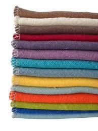 serviette coton bio débarbouillettes coton bio et chanvre lot de 6 cocarde verte